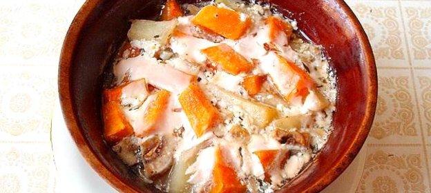 Рагу в горшочке рецепт пошаговый