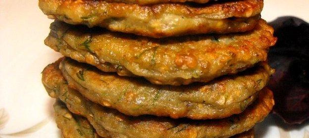 Блины из баклажанов рецепты с фото пошагово