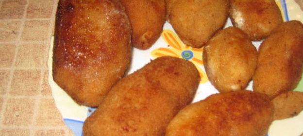 Котлеты по-киевски сыром с пошаговым фото