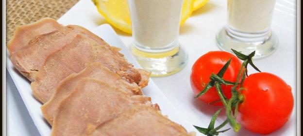 Кулинарные рецепты с фото салатов из телячего языка