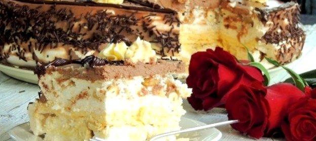 Киевский торт рецепт с фото рецепты украинской